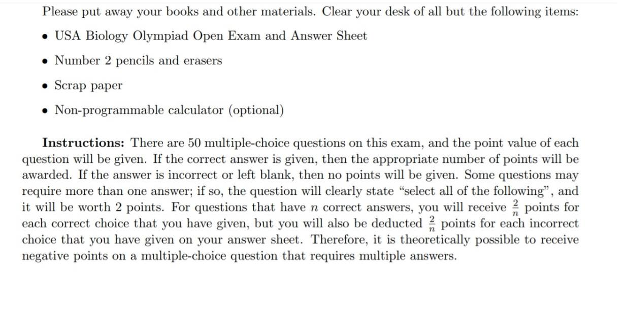 ap biology exam 2012 essay questions